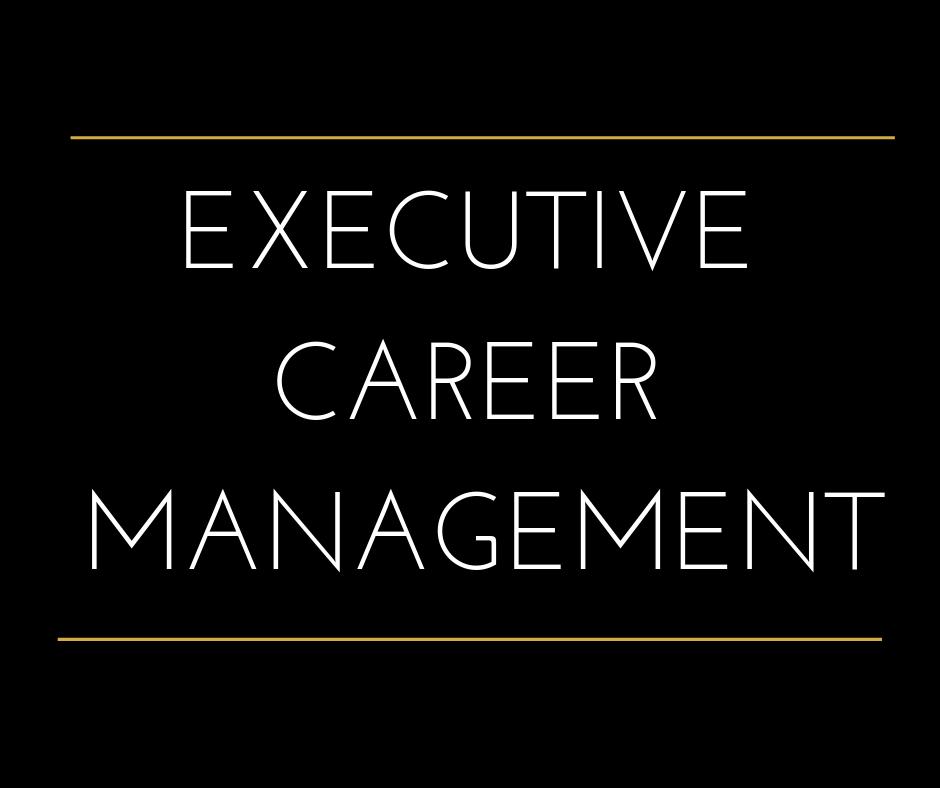 Executive career management